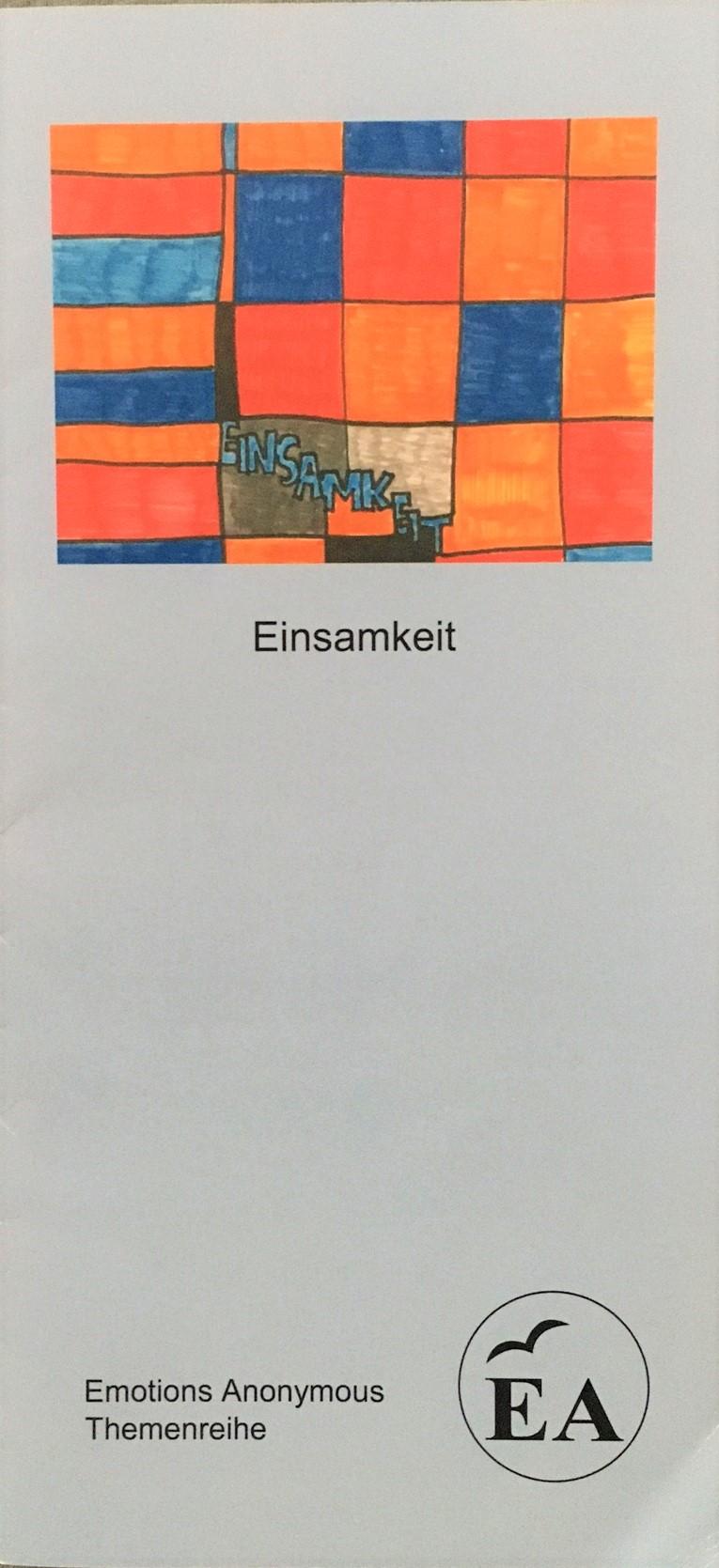 EA-Themenreihe | Emotions Anonymous Hamburg